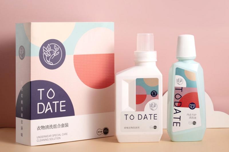 To date洗衣液